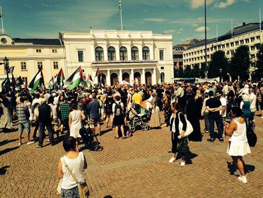 Göteborg Palestina